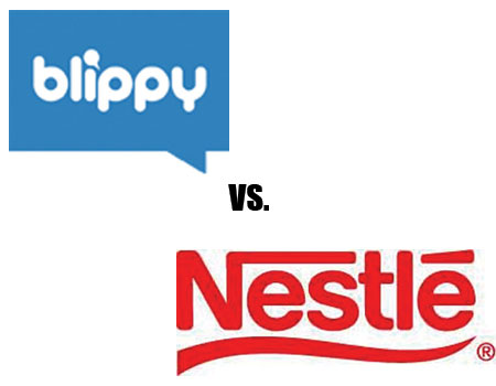 Blippy and Nestle